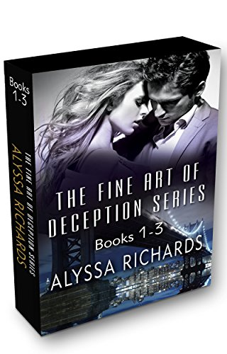 The Fine Art of Deception Series, Boxed Set: A Time Travel Romance Book Series by [Richards, Alyssa]