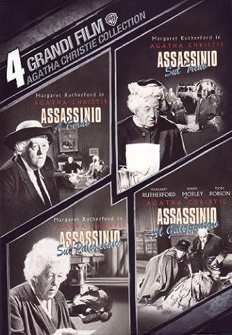 4 grandi film - Agatha Christie collection [Import anglais]