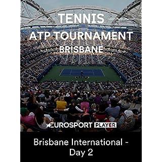 ATP Tennis: Brisbane - Brisbane International - Day 2