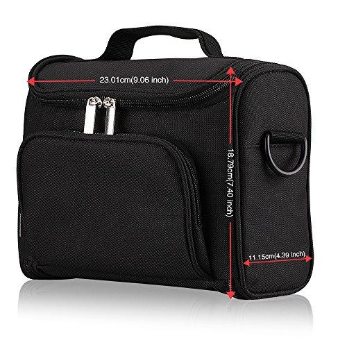 Beamer Tasche, Passende Tasche für 4 Zoll Mini Beamer, DR.Q - 2