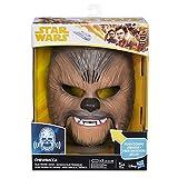 Hasbro B3226EU6 Star Wars Chewbacca elektronische Maske, Jungen, grau, one Size