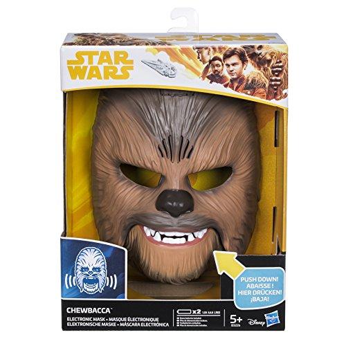 Hasbro B3226EU6 Star Wars Chewbacca elektronische Maske, Jungen, -