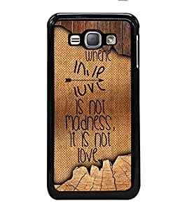 Fuson Breakup Love Designer Back Case Cover for Samsung Galaxy J1 (6) 2016 :: Samsung Galaxy J1 2016 Duos :: Samsung Galaxy J1 2016 J120F :: Samsung Galaxy Express 3 J120A :: Samsung Galaxy J1 2016 J120H J120M J120M J120T (Love Quotes Inspiration Emotion Care Fun Funny)