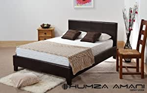 Small 4FT Double Prado bed with F1000 Ortho mattress and get two memory foam FREE pillows worth £40.00