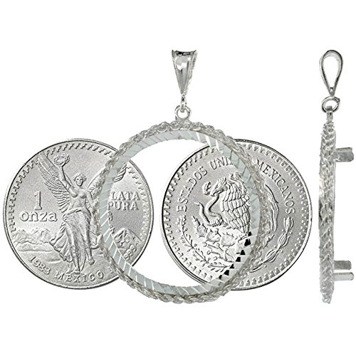 revoni-sterling-silver-36-mm-mexican-1-oz-silver-libertad-coin-frame-bezel-pendant-w-rope-edge-desig