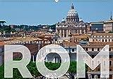 Historische Stadt am Tiber ROM (Wandkalender 2020 DIN A2 quer): Antikes und eine Vielzahl von weiteren Attraktionen, das ist Italiens Hauptstadt (Monatskalender, 14 Seiten ) (CALVENDO Orte) -