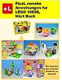 PlusL remake Anweisungen fur LEGO 10698,Wert Buch: Sie konnen die Wert Buch aus Ihren eigenen Steinen zu bauen!