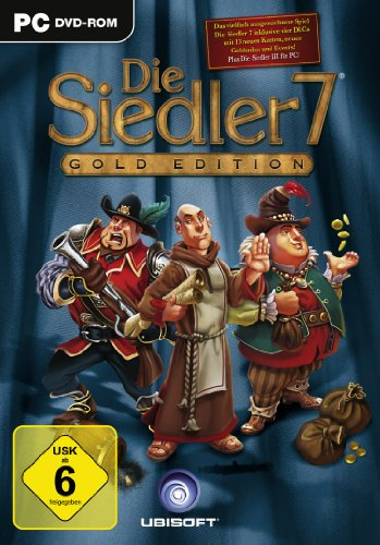 Die Siedler 7 Gold [Software Pyramide] - [PC/Mac]