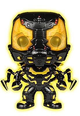 Funko 019902Pop Marvel?: Ant-on Limited Edition YEL Low pour homme de 86Bobble Head Figure