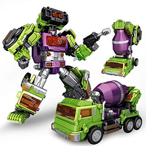 LJSHU Deformation Engineering Driver Control Multi-Function Children ' S Play Equipment,F