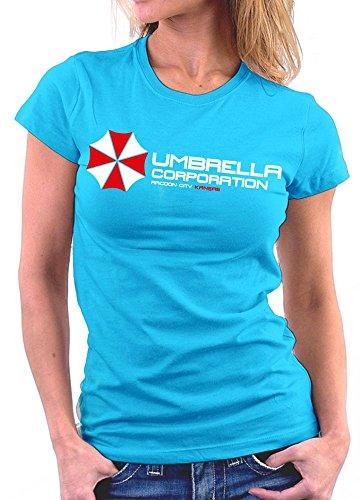 Umrella Resident Evil woman T-shirt Atoll