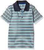 NAME IT Jungen Poloshirt Nitvalle K SS Polo Str 3 216, Mehrfarbig (Surf the Web), 122 (Herstellergröße: 122-128)