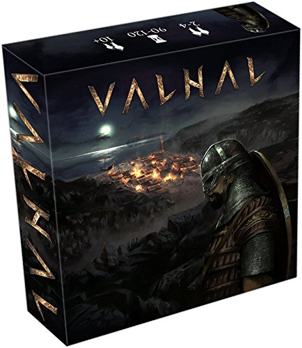 Tetrahedron Games VALHAL - Fight Your Fate