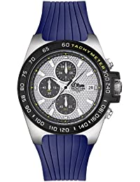 s.Oliver Herren-Armbanduhr Quarz  Analog SO-2260-PC