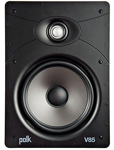 Polk Audio V 85 Hochleistungs-In-Wall-Lautsprecher, weiß