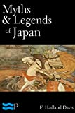 Front cover for the book Myths & Legends of Japan by F. Hadland Davis
