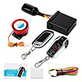 Two-way with Engine Start Remote Control Universal Motorcycle Alarm System(Multi-color)