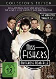 Miss Fishers mysteriöse Mordfälle - Die kompletten Staffeln 1-3 (Collector's Edition, 13 Discs)