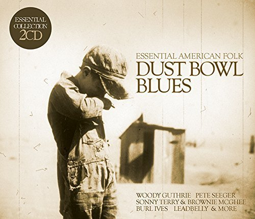 Dust Bowl Blues - Essential American Folk by Various (2011-07-11) Blue Square Bowl