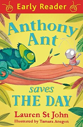 Anthony Ant saves the day
