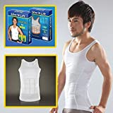 #3: Men Slimming and Shaper Vests For All Sizes