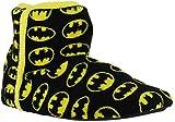 Batman Zapatillas de estar Por casa de Material Sintético Para Hombre Black (Bootie)