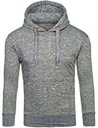 BOLF – Pull de sport – Sweatshirt – Pullover – Hoodie – Classic – Homme [1A1]