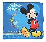 Disney 017 Kissenhülle Mickey Maus Kissenbezug 40x40 cm