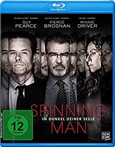 Spinning Man - Im Dunkel deiner Seele [Blu-ray]