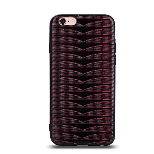 """HYAIT® For IPHONE 6 4.7"""" Case[Diamond][Shockproof] Dual Layer Hybrid Armor Rugged Plastic Hard Shell Flexible TPU Bumper Protective Cover-BAN01 BAN04"""