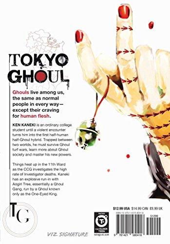 Tokyo Ghoul Volume 6