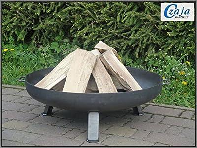 Feuerschale Bonn Ø 80 cm versandkostenfrei in Deutschland von Czaja Stanzteile bei Du und dein Garten