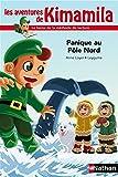 """Afficher """"Les aventures de Kimamila<br /> Panique au pôle Nord"""""""