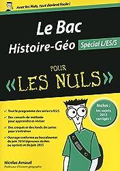 Bac Histoire-Géographie 2014 Pour les Nuls