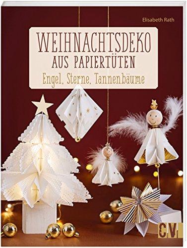 Weihnachtsdeko aus Papiertüten: ...