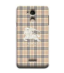For Coolpad Note 5 white icon ( white icon, icon, horse, brown pattern background ) Printed Designer Back Case Cover By CHAPLOOS