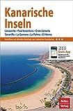 Nelles Guide Reiseführer Kanarische Inseln: Lanzarote, Fuerteventura, Gran Canaria, Teneriffa, La Gomera, La Palma, El Hierro (Nelles Guide / Deutsche Ausgabe)