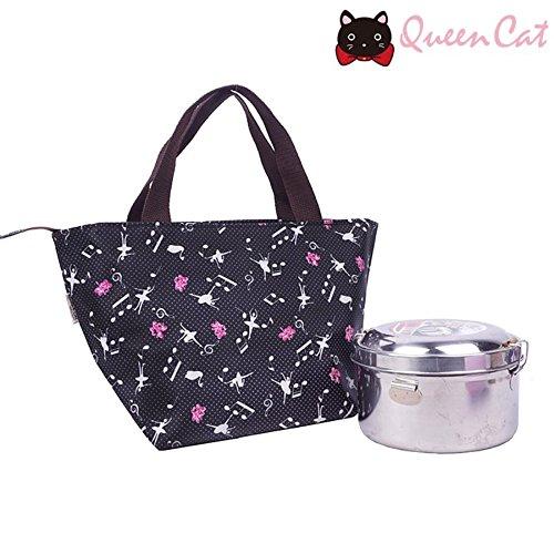 Petit sac à main imperméable Queen & Cat/Waterproof Small handbag-baler