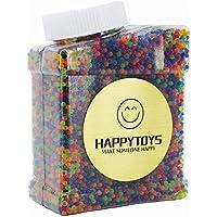 HAPPYTOYS Water Bullet Paintball 20000Pcs Color Soft Gun Bullet Gun Accessories Balls Toy