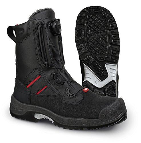 Src red 1728 Black Jalas S3 Sicherheits grey Easyroll winterstiefel Zenit zzw1gxY