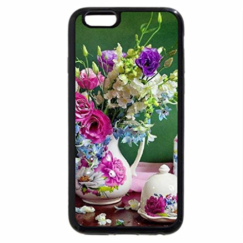 iPhone 6S / iPhone 6 Case (Black) Spring Beuty