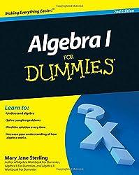 Algebra I For Dummies, 2E