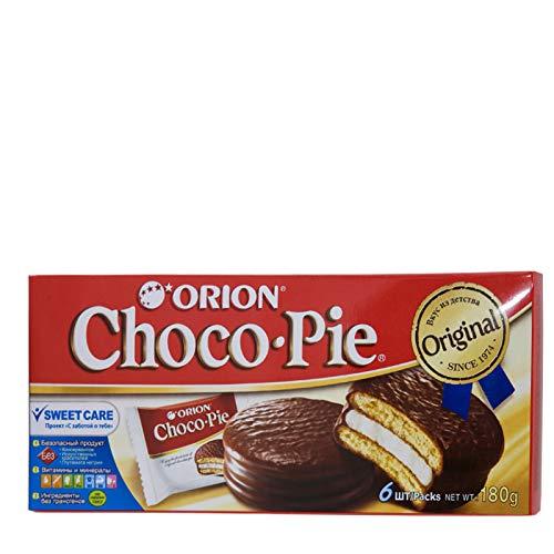 Kekse Choco Pie 3 Packungen = 36 Stück (3 x 360g)