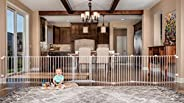 Regalo 4 In 1 Super Wide Adjustable Baby Gate and Play Yard