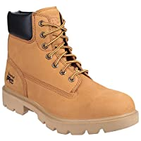 Timberland Pro Mens Sawhorse Lace up Safety Boot
