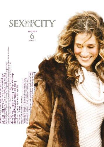 Sex and the City: Season 6, Part 1 by Sarah Jessica Parker (1 City Sex)