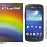 iBPM Samsung Galaxy Ace 3 Screen Protectors Pack of 10 plus free cloth (GT-S7272 / GT-S7270 / GT-S7275)