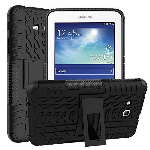 Asstar Schutzhülle für Samsung Galaxy Tab E Lite 7.0 SM-T113 und Tab 3 Lite T110 / T111 schwarz
