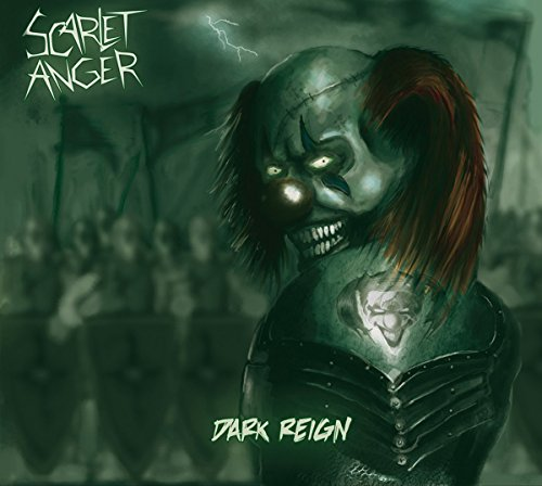 Scarlet Anger: Dark Reign (Audio CD)