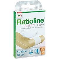 Ratioline sensitive Wundschnellverband 6 cmx1 m 1 stk preisvergleich bei billige-tabletten.eu